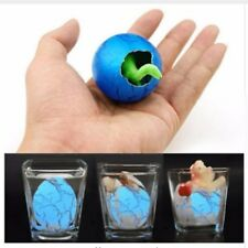 4x Growing Dinosaur Eggs Kids Toy Magic Inflatable Hatching Dino Egg Add Water