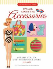 BARBIE BOOK  {  It's All About the Accessories... }  1959 - 1972