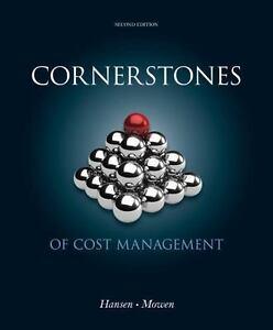 Cornerstones: Cost Management by Don Hansen and Maryanne Mowen (2012, Hardcover)