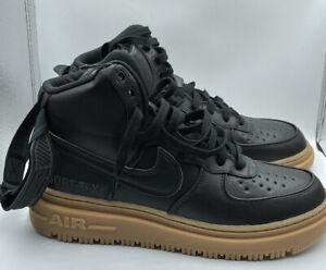 Nike Air Force 1 High Gore Tex GTX Boot Black Anthracite Boot Gum CT2815-001