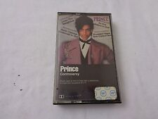 Vintage Prince Controversy Audio Cassette Tape