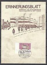 Geb 11) Gedenkblatt für den Heimatsammler: Hattingen/Ruhr!