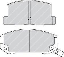 Ferodo FDB470 Brake Pad Set Rear Axle Premier Car Replaces 0446617030