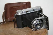 Ancien Appareil Photo Voigtländer Bessa II Heliar 105 mm Antique Camera