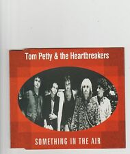 Tom Petty- Something In The Air UK cd single.