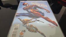 Amazing Spider-man 9 La Mole comic con variant J. Scott Campbell