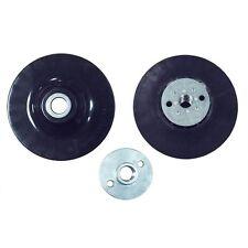 "7"" Angle Grinder Backing Pad for Resin Fiber Disc w/ 5/8""-11 Locking Nut -  BP70"