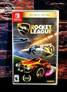 Rocket League Ultimate Edition - Nintendo Switch - Brand NEW - Sealed