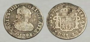 ☆ UNBELIEVABLE !! ☆ 200 Year Old SILVER Colonial Coin !! ☆ Very Nice !!