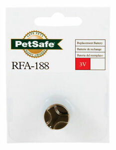 PetSafe RFA-188 3 Volt Lithium Battery - Cat Fence Little & Big Dog Bark Collar