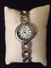 Broadway Silver Tone Watch - Women's Watch - New