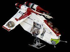 Star Wars Lego 75021 Republic Gunship - custom display stand only