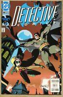 Detective Comics #648-1992 nm 9.4 Wagner Cluemaster 1st Full Spoiler Batman