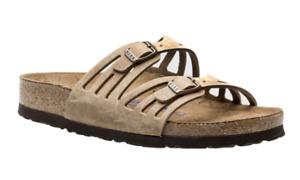 Birkenstock Granada Tabacco Brown Sandal - NEW - Choose Size