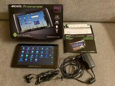 Archos Internet Tablet 70, 250GB, 7 Zoll, Wi-Fi - Black - VGC (501586), 23798