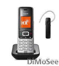 ►► Gigaset S850HX Mobilteil ►+ Zugabe Bluetooth Headset ◄◄