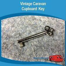 Caravan Cupboard Wardrobe Lock Key Vintage Viscount, Franklin, Millard H0151