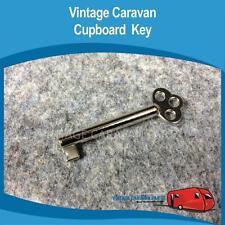 Caravan Cupboard Wardrobe Lock Key Vintage Viscount, Franklin, Millard, York