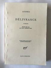 DELIVRANCE 2005 LIVANELI NRF