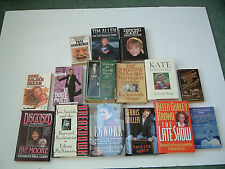 true story biography non fiction 15 mixed book lot Papa Hemingway, Dennis Miller