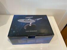 Star Trek - Kelvin Timeline USS Vengeance model - Eaglemoss XL EDITION