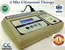 Portable Ultrasound Therapy 3 Mhz Frequency Lcd Physiotherapy Ultrasound Machine