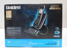 Uniden 8115 XDECT Digital Technology with Integrated Bluetooth, PF Backup & USB