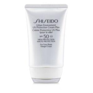 NEW Shiseido Urban Environment UV Protection Cream Plus SPF 50 (For Face & 50ml
