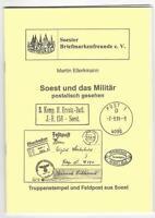Soest Y El Militar Postalisch Visto Truppenstempel Y Correo Militar De Soest