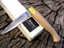Antonini Knives Italy Pattada mini friction folder for keychain or fob 6011FC