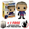 FUNKO POP DOCTOR WHO TWELFTH DOCTOR WITH SPOON EXCLUSIVE #238 + PROTECTOR