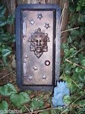 """Gostatue mould new abs plastic fairy door mold 13""""H x 6"""" x 1"""" thick"""