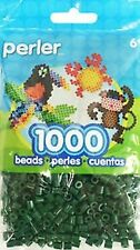 Bulk Buy: 5 x 1,000 Perler Evergreen Color Iron On Fuse Beads: 80-15179