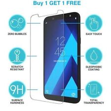 Samsung Galaxy A8 2018 -Tempered Glass Screen Protector Screen Full Protection