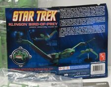 Star Trek Klingon Bird of Prey Model Kit AMT#664 SKU 85388011343