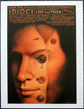 THE IDIOTS 1998 POLISH FILM MOVIE POSTER PAGE . IDOTERNE DOGME 2 . N21