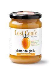Tomato Datterino Yellow in juice / Così Com'è 100% ITALIAN