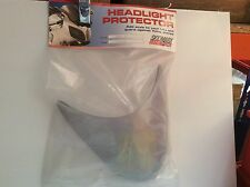 HONDA HORNET 600F 2007-2010 HEADLIGHT PROTECTOR LIGHT GREY # NEW