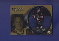 Marian Hossa RC 1998-99 McDonald's Upper Deck UD Hockey #23 Ottawa Senators