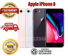 Apple iPhone 8 - Smartphone - 64GB 256GB - Unlocked SIM Free - Various Colours