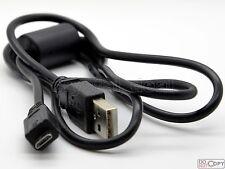 USB Data Cable Cord For Sony DSC-RX100 DSC-TX200 DSC-TX300 Alpha NEX-F3 NEX-3N