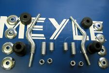Pair MEYLE Front Anti Roll Bar Links & Bushes Audi 80 90 and Coupe 2WD 1983-1990