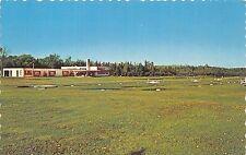 COATICOOK QUEBEC CANADA LA PISCICULTURE du LAC LYSTER POSTCARD 1970s