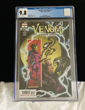Venom First Host #3 (First Appearance Of The Sleeper Symbiote) CGC 9.8 Comic