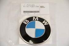 Badge Bootlid Tailgate Genuine BMW E81 E87 F10 E63 F06 Z4 E84 E85 51147057794