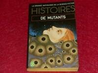 [BIBLIOTHEQUE H. & P.-J. OSWALD] HISTOIRES DE MUTANTS COLL.GASF SF 1976