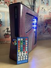 Custom Xbox 360 Slim RGH2 Console,Rare Case,320gb HDD,RGB LED's,Star Wars Sounds