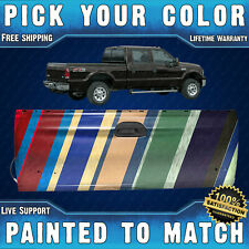 NEW Painted To Match- Complete Rear Tailgate for Ford F250 F350 Super Duty Truck
