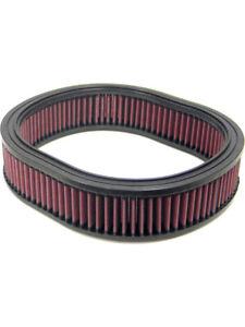 K&N Oval Air Filter FOR FIAT PUNTO 1.2L L4 F/I (E-2863)