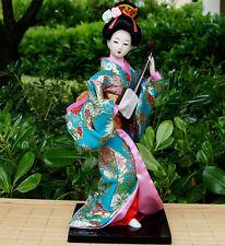 12'' tall Japanese Geisha Doll Kimono Maiko Kabuki  Geiko Women-geisha 5